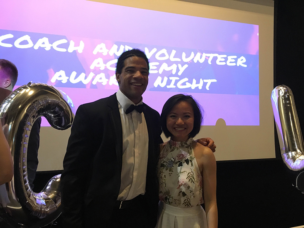 Kelsie-coaching-volunteering-awards