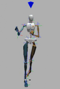Motion Capture Avatar