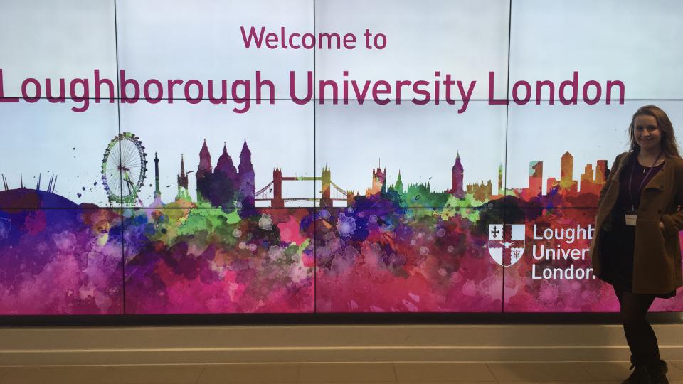 Networking at Loughborough University London