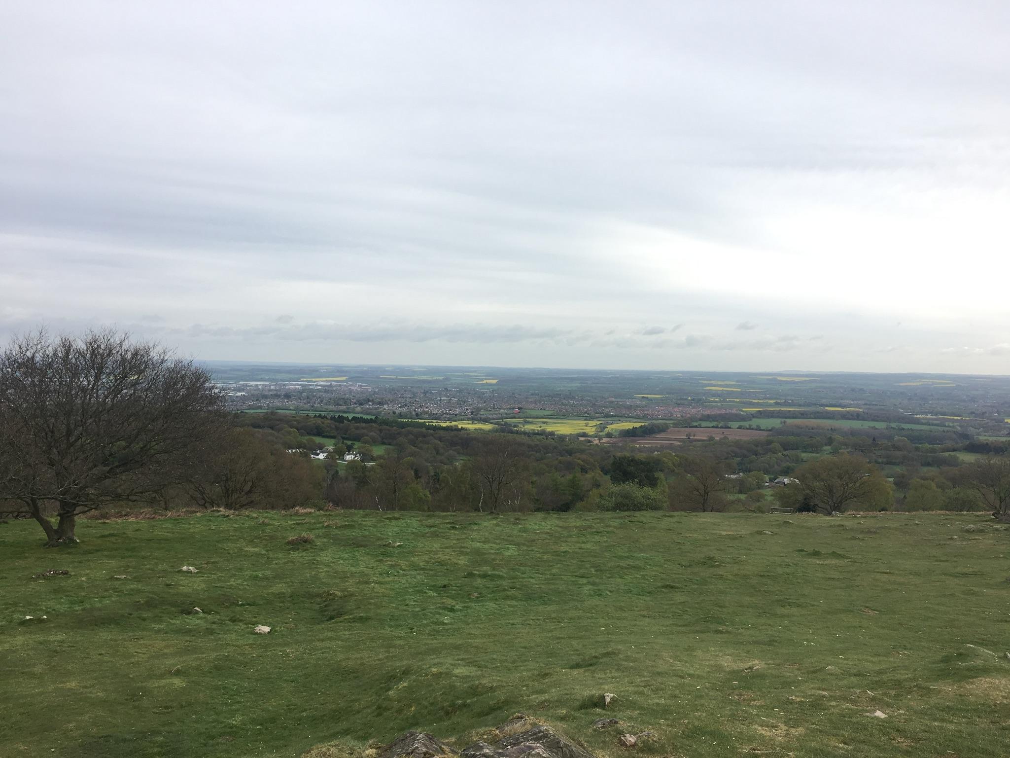 Exploring the Midlands