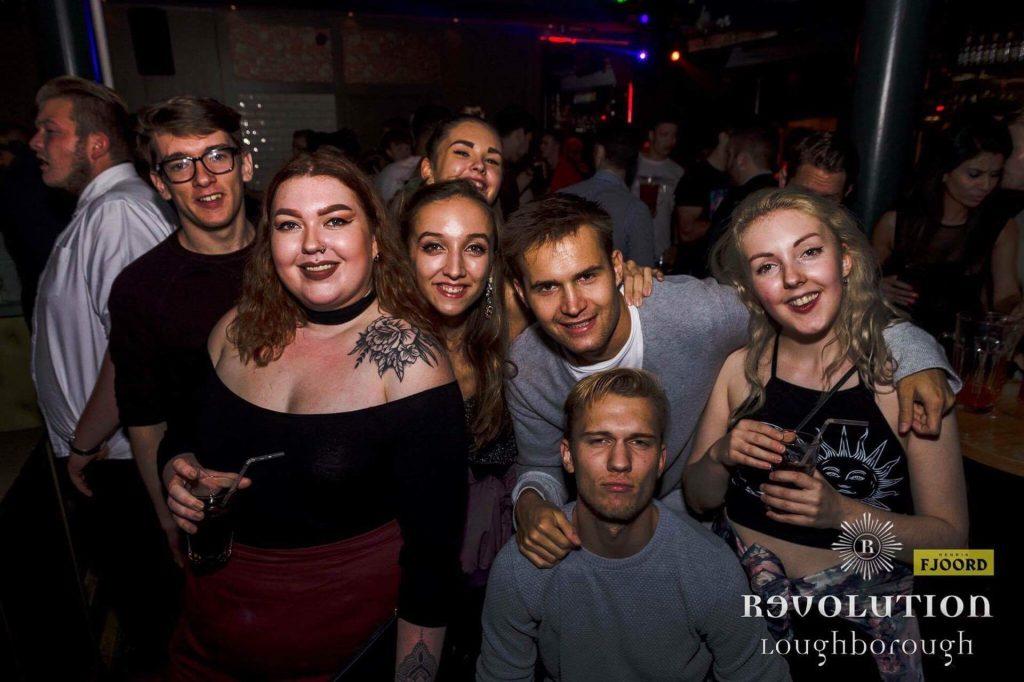 Clubs loughborough