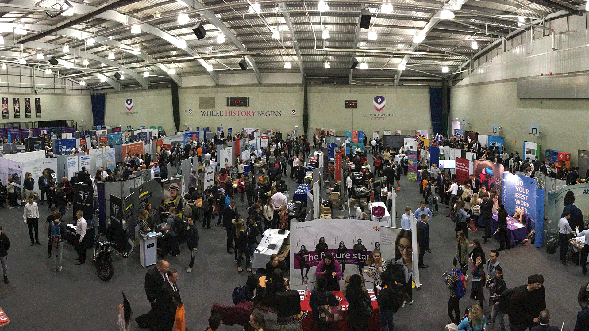 Everything you need to know about the Careers Fair!