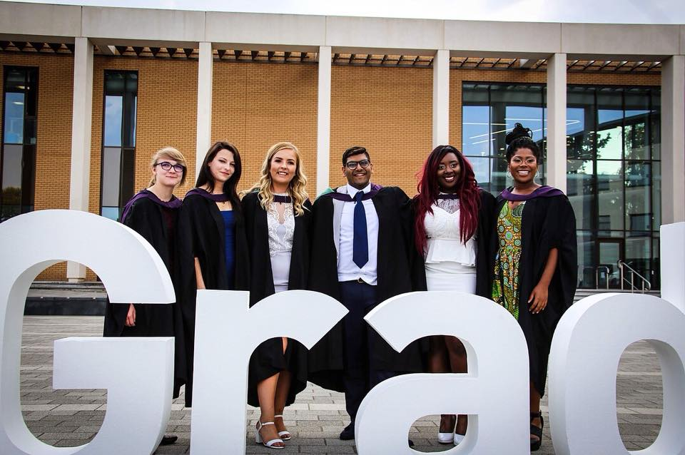Graduation & graduating
