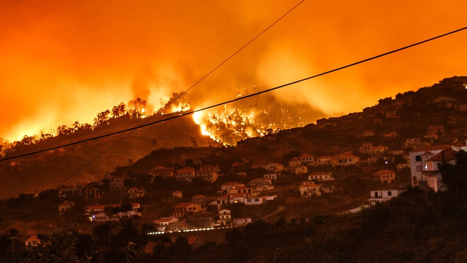 Red Alert: Climate Change is already here