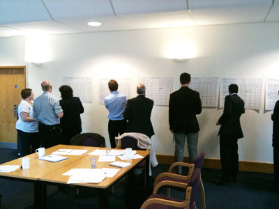 Pic of delegates at ELTAC lecture capture event, Coventry, 18 March 10