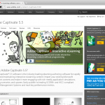 Captivate webgrab