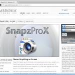 Snapz webgrab