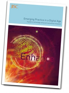 JISC Emerging Practice Guide Cover