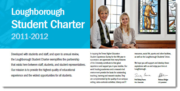 Student Charter