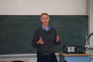 Prof Chris Szejnmann