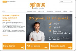Ephorus Website