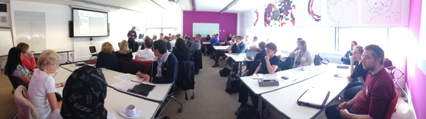 Lecture Capture Event Panorama