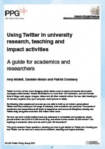 LSE Guide To Twitter