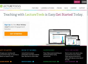 Lecture Tools Website