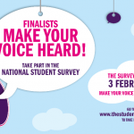 National Student Survey Promotion Banner
