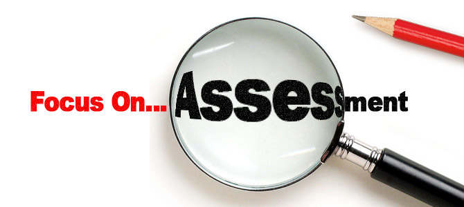 Assessment and feedback – Assessment