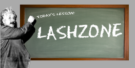 lashzone logo