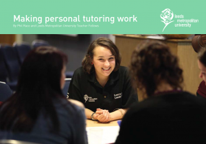 Making personal tutoring work