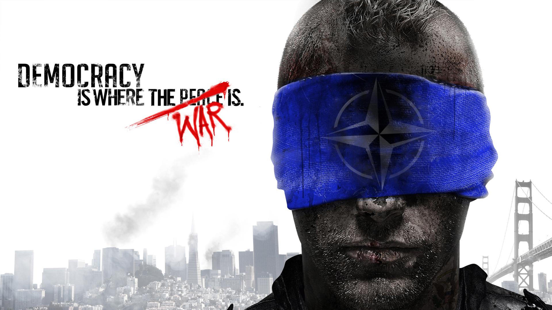 democracy NATO